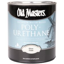 <strong>Old Masters</strong> Water Based Polyurethane Gloss