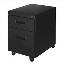 2-Drawer Mobile Pedestal