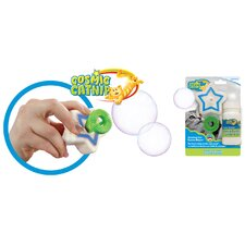 Cosmic Catnip Shooting Star Bubble Blaster with Cat