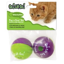 <strong>Ourpets Company</strong> Treat and Catnip Dispenser Balls