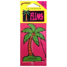 Coronado Cherry Palms Hang Outs Car Air Freshener