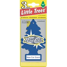 Vanillaroma Little Tree Air Fresheners (Set of 3)