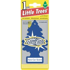 New Car Scent Little Tree Air Freshener