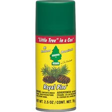 2.5 oz. Royal Pine Little Tree in a Can  Air Freshener