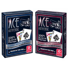 Ace Playing Cards Assorted Colors