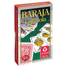 Baraja Spanish Playing Cards 50 Count Deck