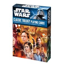 <strong>Carta Mundi Usa</strong> Star Wars Classic Trilogy Playing Cards