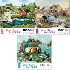 1000 Piece Linda Nelson Stocks Puzzle