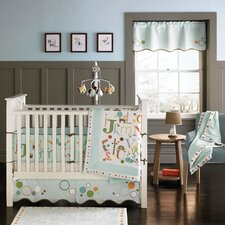 Alphabet Crib Bedding Collection