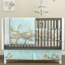 Little Tree 4 Piece Crib Bedding Set