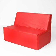 Straight Back Kids Sofa