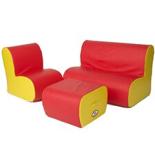 Cloud Kids Seating Group
