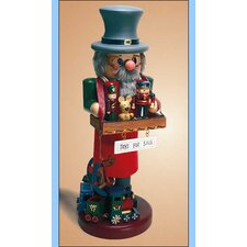 Heirloom Collectible Nutcrackers by Zim's Toy Vendor