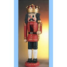Heirloom Collectible Nutcrackers by Zim's Red King