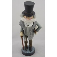Heirloom Collectible Nutcrackers by Zim's Scrooge