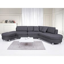 Modern Upholstered Sofa Sectional