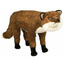 Fox Ottoman