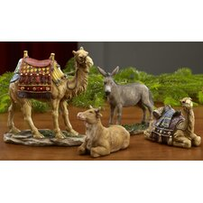Real Life Nativity Crèche Figurines