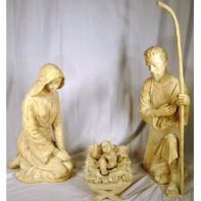 <strong>Queens of Christmas</strong> Nativities Figurine (Set of 3)