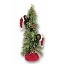 Christmas Tree Frolic Bear