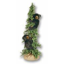 Alpine Tree Bear Frolic