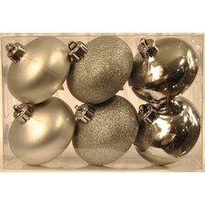 Smooth Onion Ornament (Set of 6)