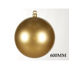 <strong>Queens of Christmas</strong> Ball Ornament with Smooth