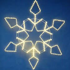 Snowflake Rope Light