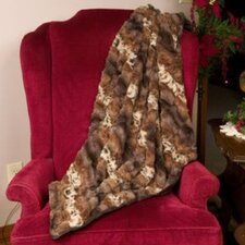 Majestic Faux Fur Throw