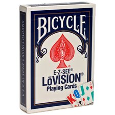 E-Z See LoVision Playing Cards