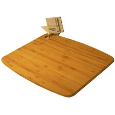 <strong>Wilshire Industries</strong> Bamboo Cutting Board