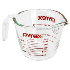 1 Cup Clear Measuring Cup