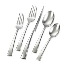 Bellasera 45 Piece Flatware Set