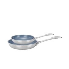 Spirit 4.8 lb 2-Piece Frying Pan Set