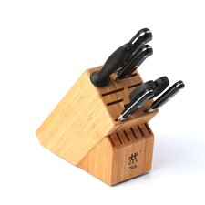 "Pro ""S"" 7 Piece Cutlery Block Set"