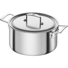 Aurora 5.5-qt. Round Dutch Oven with Lid