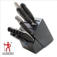 <strong>Zwilling JA Henckels</strong> International Forged Synergy 13 Piece Cutlery Block Set