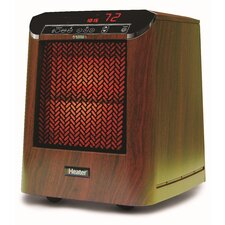 Max 1500 Compact Space Heater with Remote Control
