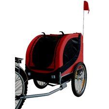 Comfy Pet Bike Trailer