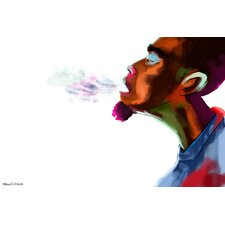 """Guy Breath"" Painting Prints on Canvas"