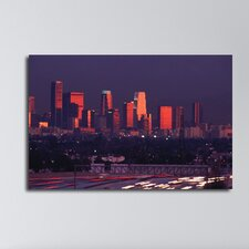 Los Angeles Photographic Print on Canvas