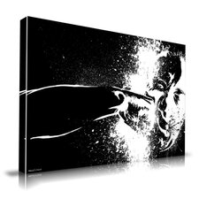 The Punch Graphic Art on Canvas