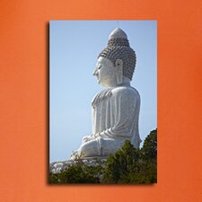 The Big Buddha Phuket Photographic Print on Canvas