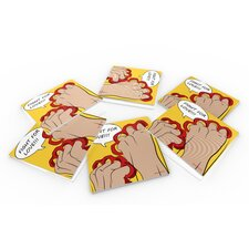 """""""Fight for Love"""" Coaster (Set of 6)"""