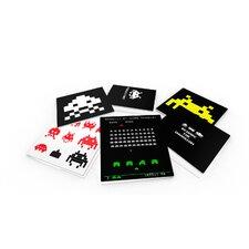 Invaders Coaster (Set of 6)
