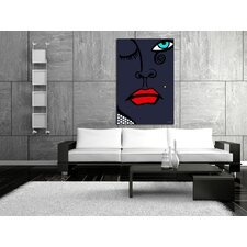 Beauty Mark Canvas Print