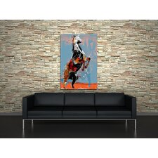 <strong>Maxwell Dickson</strong> Fighting Horse Canvas Print