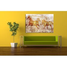 Wall Painting Print on Canvas