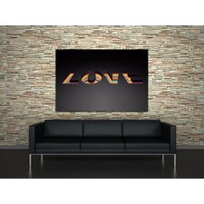 Depth of Love Canvas Print