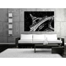 Under The Tower Canvas Print
